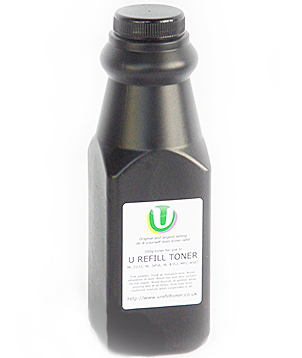M254dw M254nw white toner refill bottle