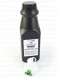 CS310n toner refill bottle